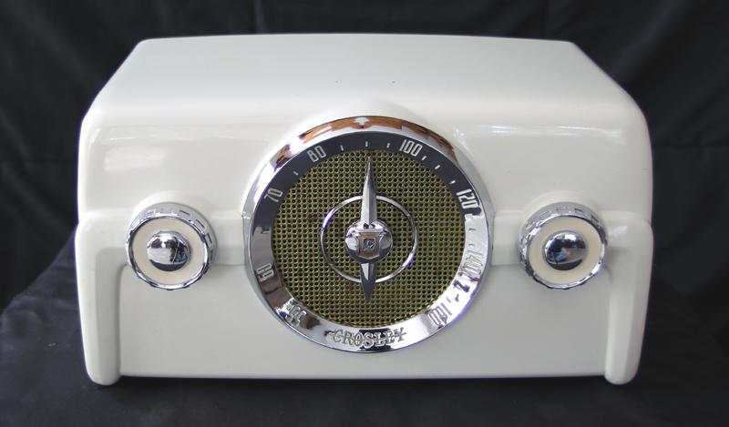 Crosley 10-135, circa 1950